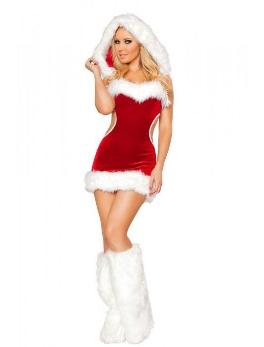 Харьковская ОТГ купила самый дорогой костюм снегурочки в Украине - ХАЦ