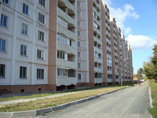 Жилой дом на ул. Лопанской 31