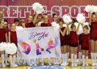 Харьковские чирлидеры одержали победу на чемпионате Украины