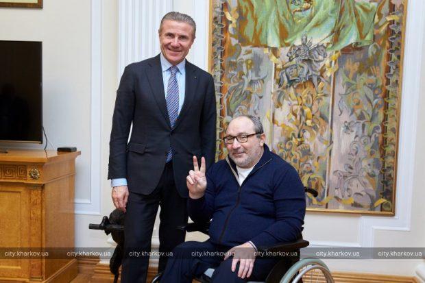В Харькове может появиться Аллея олимпийских чемпионов