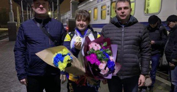 Харьковская шахматистка завоевала «золото» на Дефлимпийских играх