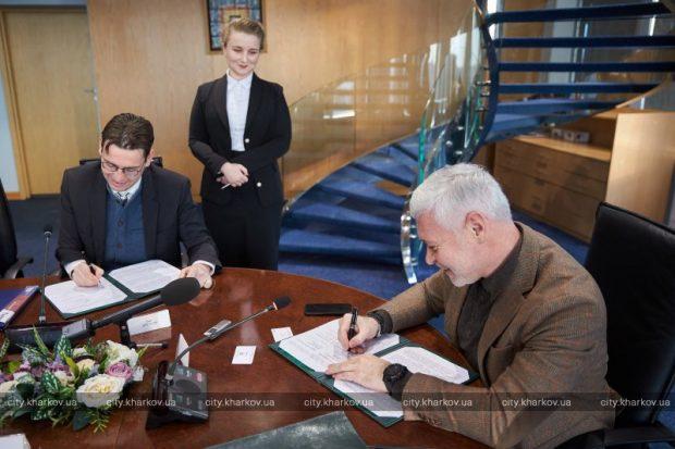Немецкий банк выделит Харькову кредит на модернизацию тяговых подстанций
