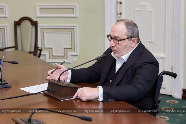 Мэр Харькова за год выполнил лишь одно обещание