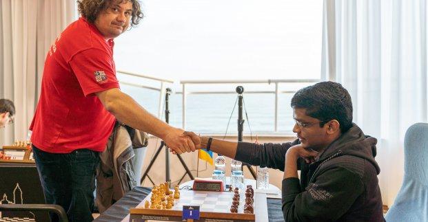 Харьковский шахматист выиграл турнир в Испании