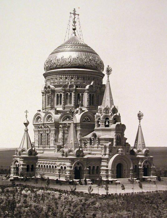 Храм Борки