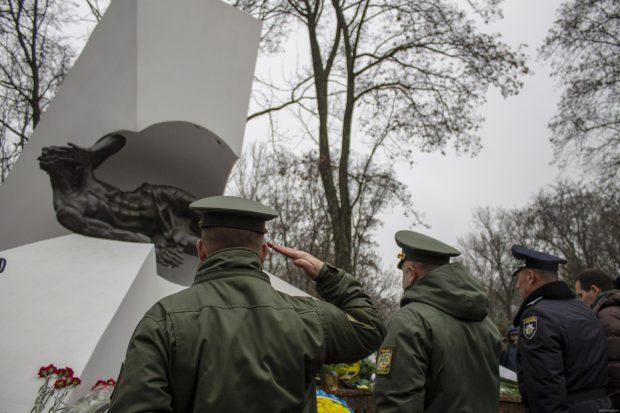В Харькове почтили память погибших ликвидаторов аварии на ЧАЭС