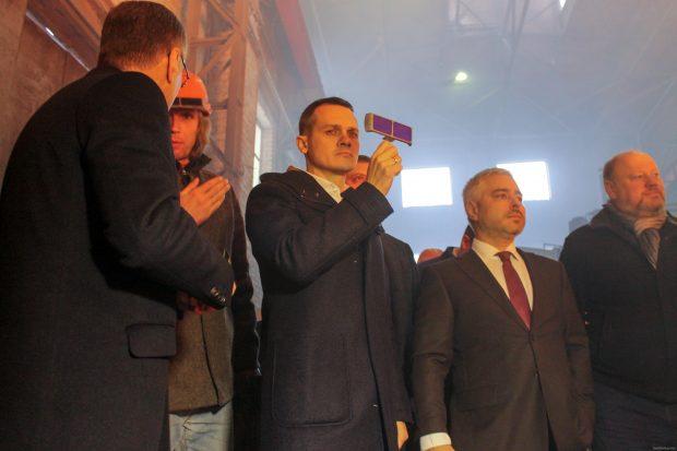 Кучер: Харьковщина должна стать лидером машиностроения в Украине, а «Турбоатом» - аналогом Siemens