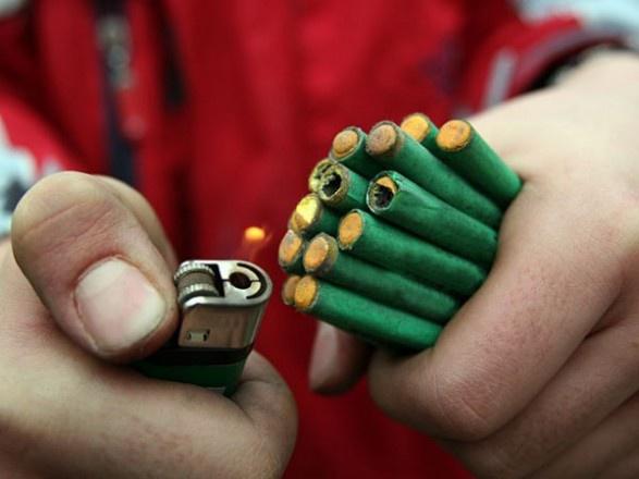 В Харьковской области третьекласснику петардой оторвало два пальца