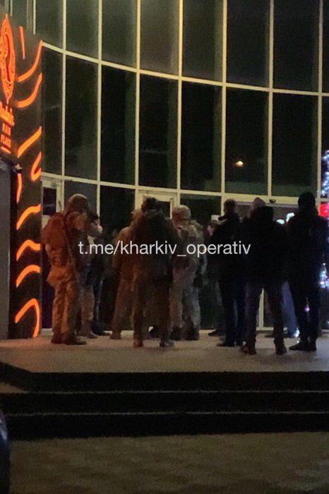 """В харьковские """"Космолоты"""" ночью пришли силовики"""