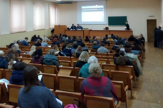 НАПК в Харькове провел тренинг для госслужащих 4-х областей