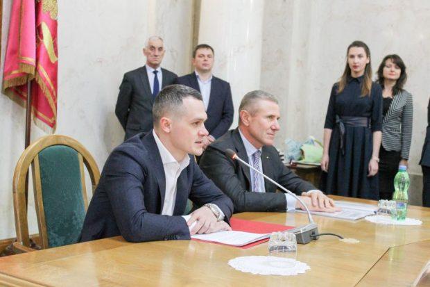Кучер: Определяем спорт одним из приоритетных направлений развития Харьковской области