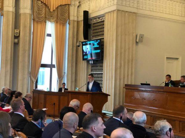 Кучер: Бюджет-2020 станет бюджетом децентрализации