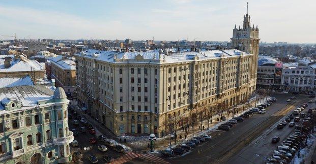 Завтра в Харькове - до 4 градусов тепла