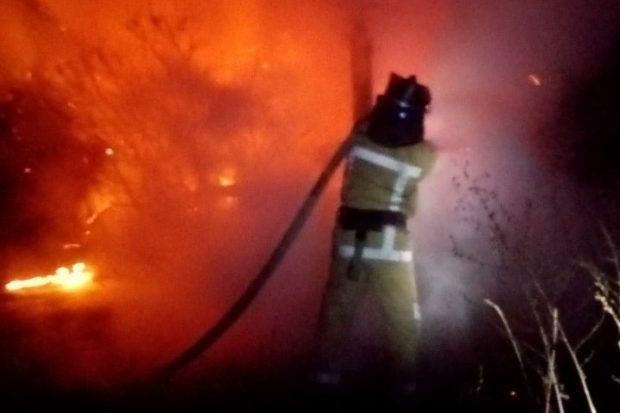 Под Харьковом мужчина задохнулся угарным газом