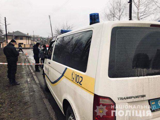 Перестрелка и взрыв гранаты в Харькове: полиция открыла уголовное дело