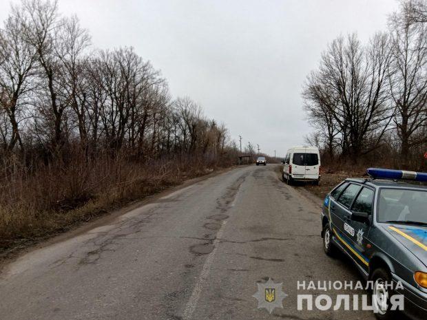 Задержан подозреваемый в ДТП с двумя погибшими пешеходами под Харьковом