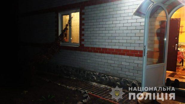 Под Харьковом мужчина во время застолья едва не убил приятеля