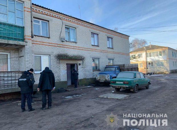Под Харьковом пьяные подростки жестоко избили мужчину