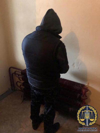 Харьковчанина, который хотел взорвать экс-разведчика ВСУ, взяли под стражу
