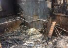 Под Харьковом соседи вывели мужчину из горящего дома