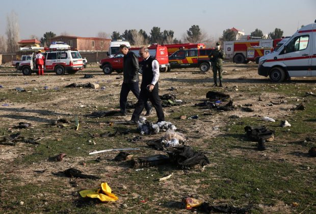Иран отказывается отдавать Украине черные ящики