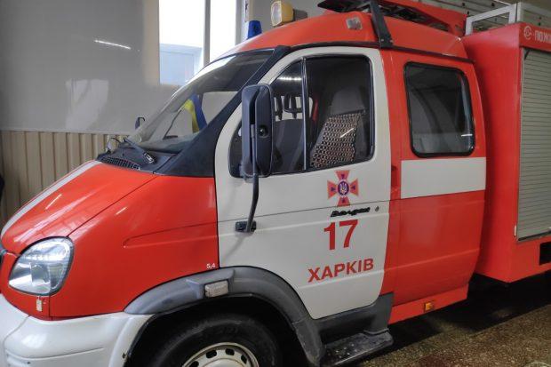В Харькове во время пожара в подвале жилого дома погиб мужчина, второго удалось спасти