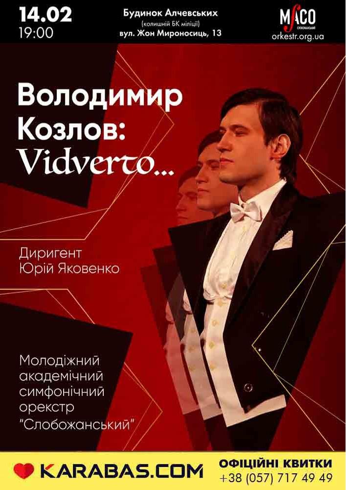 Владимир Козлов: Vidverto... Харьков