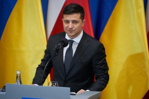 В России заявили, что Зеленский все больше становится украинским националистом