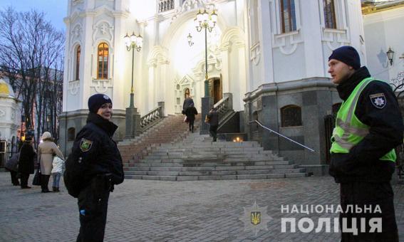 В Рождественских богослужениях на Харьковщине приняли участи 150 тысяч человек