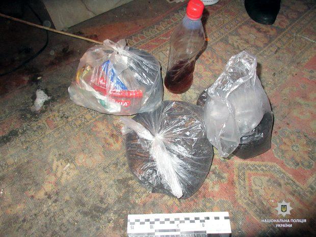 Полицейские Харьковщины прекратили деятельность наркопритона