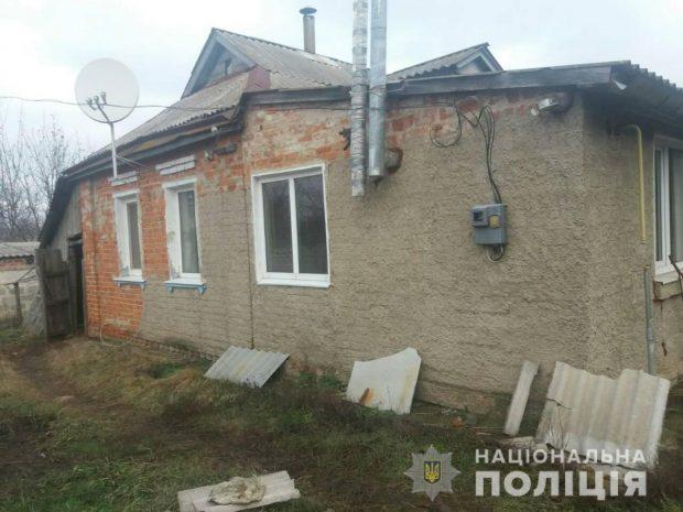 Под Харьковом в дом ворвались люди в масках и ограбили мужчину