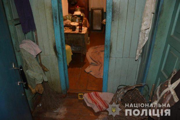 Под Харьковом двое ради шести тысяч гривен пытали пенсионера: мужчина умер