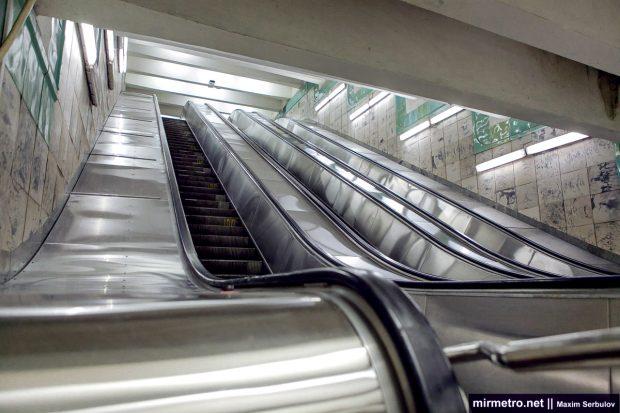 Харьковский метрополитен планирует отдать 71 миллион гривен на обслуживание эскалаторов