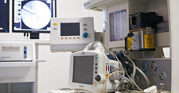 В Харькове ремонтируют больницы и закупают новое медицинское оборудование