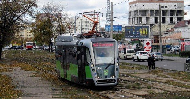 Трамваи №6 и 27 временно изменят маршруты движения