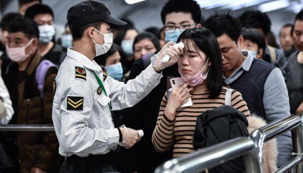 В аэропорту «Борисполь» из-за угрозы коронавируса будут измерять температуру пассажиров из Китая