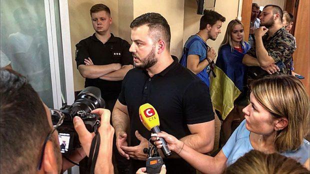 Адвокат Игорь Нагорный