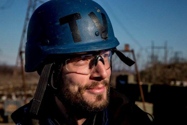 Военный корреспондент из Харькова написал книгу о снах и войне на Донбассе