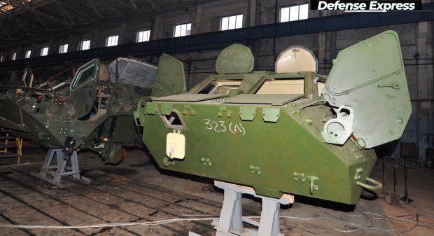 Вокруг брони, которую получили в Харьковском конструкторском бюро по машиностроению имени Морозова разгорелся скандал