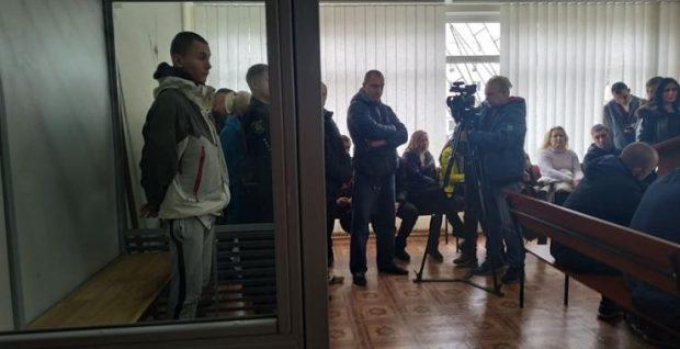Обвиняемого в убийстве подростка будут судить — он не признал, что жестоко убил и закопал девушку в Харькове