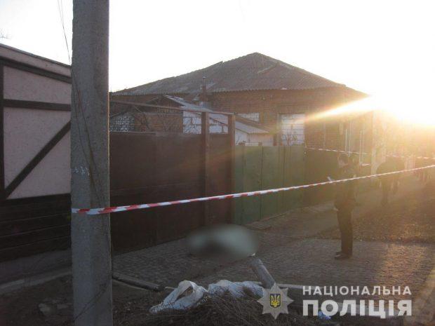 В Харькове квартирант зарезал хозяина дома
