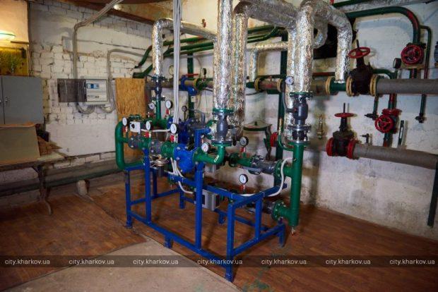 В пяти харьковских школах модернизировали систему отопления