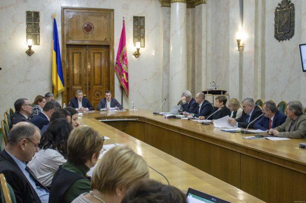 Утвержден проект Стратегии развития Харьковской области на период 2021 - 2027 годов