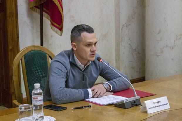 """""""Конфликт вокруг «Барабашово» вышел на национальный уровень"""", - Кучер"""