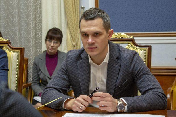 Алексей Кучер назначил двух заместителей