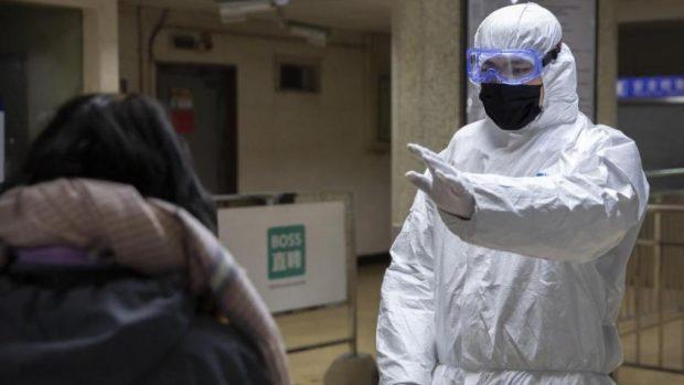В СНБО решили, что делать в связи с распространением коронавируса
