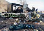На борту разбившегося в Иране самолета, было 11 украинцев - СНБО