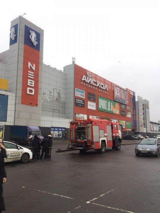 В Харькове заминировали кинотеатр
