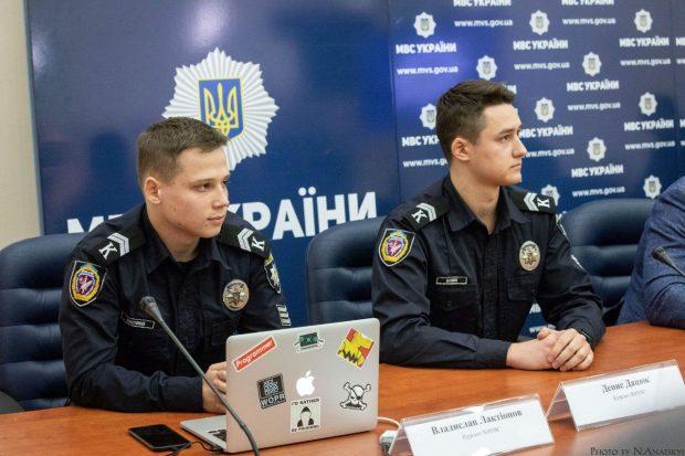 В МВД презентовали харьковский Telegram-бот