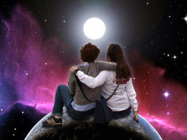 Звездное шоу в планетарии